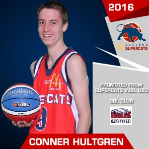 PLAYER PROFILES - Conner Hultgren