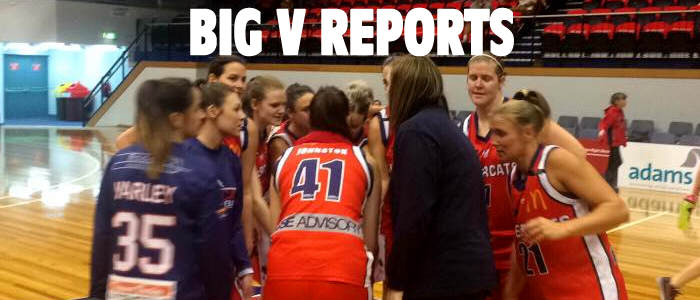 BigV Reports Rnd 3 - Geelong Supercats