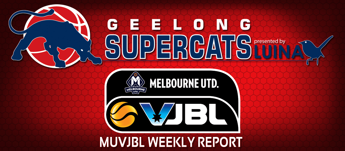 Preview of VJBL Phase 2 - Geelong Supercats